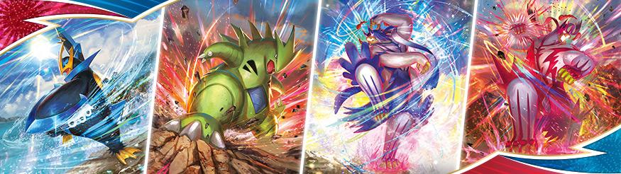 JCC Pokémon : Épée et Bouclier – Styles de Combat