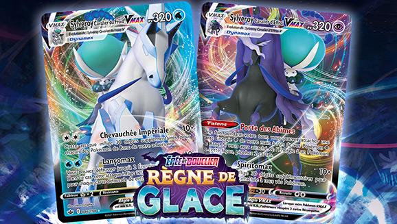 Gelez vos adversaires avec ces cartes de l'extension Épée et Bouclier – Règne de Glace du JCC Pokémon