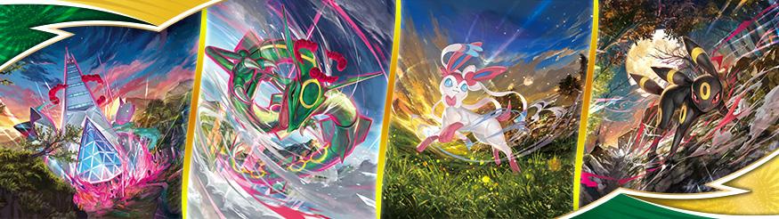 JCC Pokémon : Épée et Bouclier – Évolution Céleste