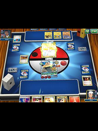 Jouez au JCC Pokémon Online !