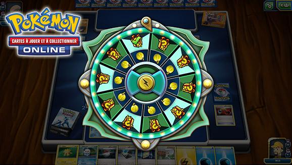 Assemblez votre héritage dans le JCC Pokémon Online !