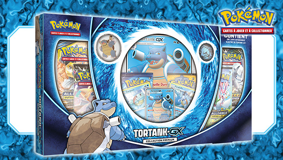 Collection Premium Tortank-<em>GX</em>