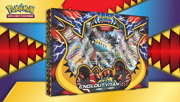 JCC Pokémon : Coffret Engloutyran-<em>GX</em>