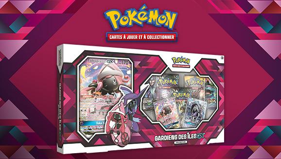 JCC Pokémon : Collection Gardiens des îles <em>GX</em>
