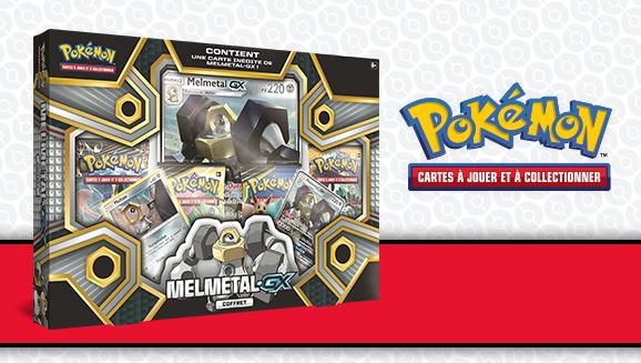JCC Pokémon : Coffret Melmetal-<em>GX</em>
