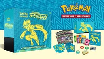 Chargez à bloc votre collection du JCC Pokémon
