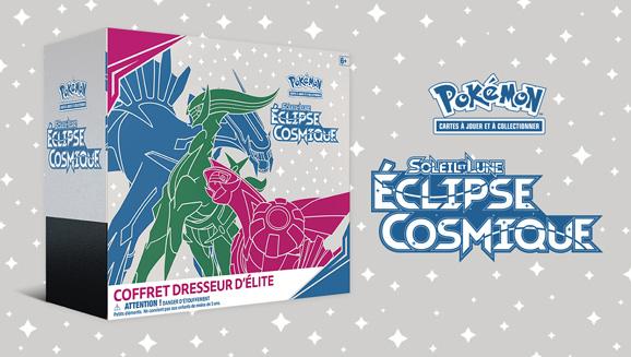 Coffret Dresseur d'élite <em>Soleil et Lune – Éclipse Cosmique</em>