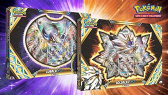Solgaleo et Lunala mènent la charge dans le JCC Pokémon