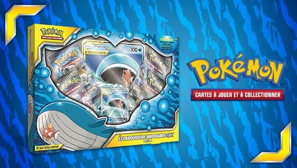 JCC Pokémon : Coffret Éclaboussure Imposante-<em>GX</em>