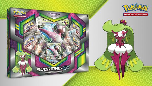 JCC Pokémon : Coffret Sucreine-<em>GX</em>