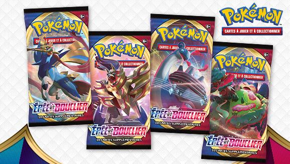 JCC Pokémon : <em>Épée et Bouclier</em>