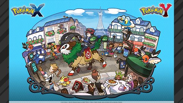 Fonds D Ecran Pokemon Www Pokemon Fr