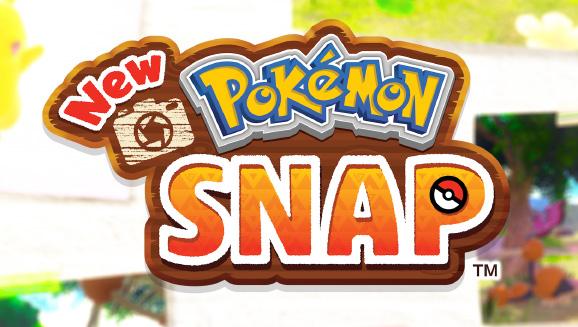 Souriez ! Voici New Pokémon Snap !