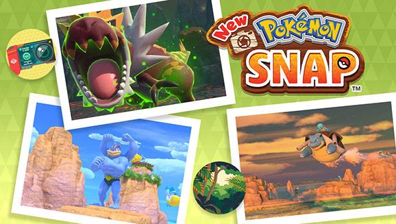 New Pokémon Snap : au-delà des clichés