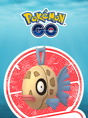 Barpau fait des vagues dans Pokémon GO