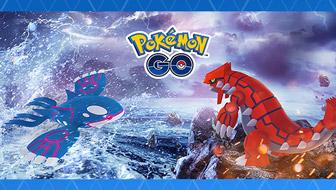 Célébrez la région de Hoenn dans Pokémon GO