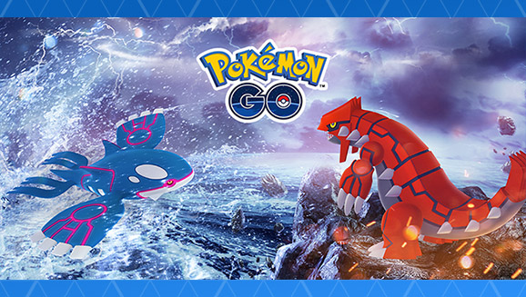 Célébrez la région de Hoenn dans <em>PokémonGO</em>