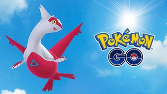 Latias revient dans les Combats de Raids de Pokémon GO