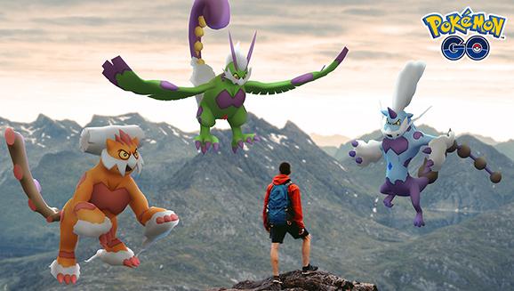 Célébrez la Saison des légendes dans Pokémon GO du 1er mars au 1er juin