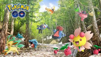 Davantage de Pokémon et de nouvelles fonctionnalités dans Pokémon GO