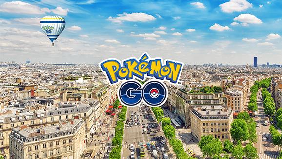 Partagez la joie de la découverte et de l'aventure dans Pokémon GO