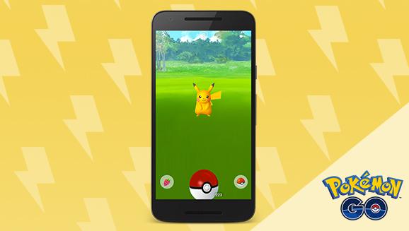 Des Pikachu chromatiques repérés dans <em>Pokémon GO</em>