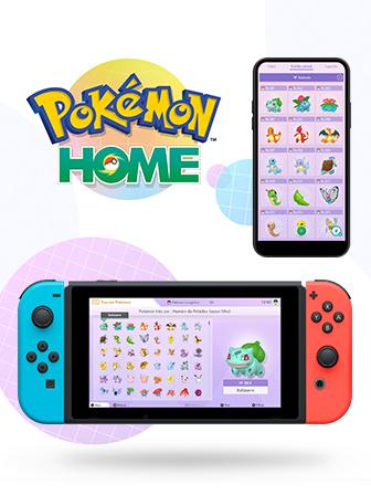 Pokémon HOME est là!