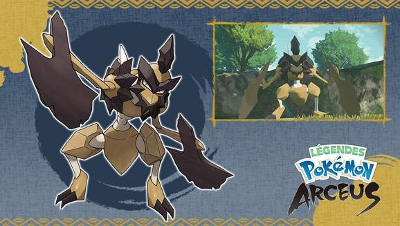 De remarquables informations sur Légendes Pokémon : Arceus