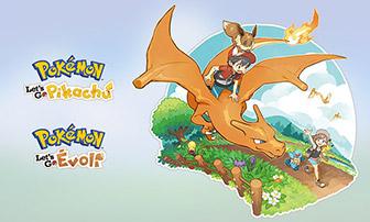 Coup de projecteur sur le nouveau jeu de rôle Pokémon sur Nintendo Switch