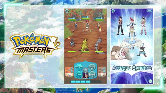 Une nouvelle vidéo Pokémon Masters et de plus amples informations sont maintenant disponibles