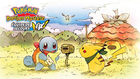 Préparez-vous à devenir un Pokémon !