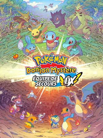 Incarnez un Pokémon sur Nintendo Switch