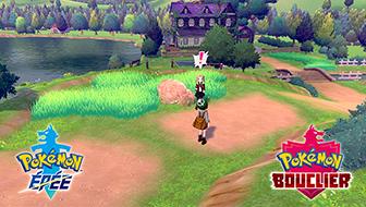 Arpentez les chemins de l'excellence dans Pokémon Épée et Pokémon Bouclier!