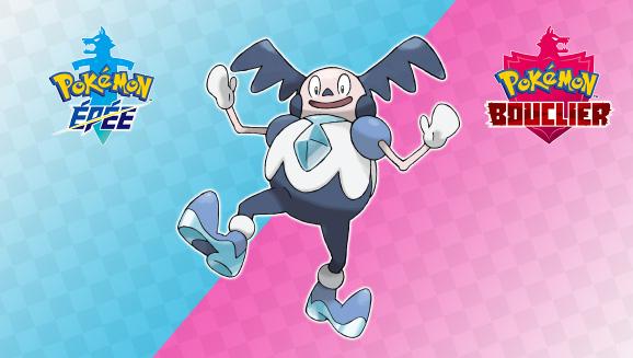 Obtenez des Pokémon de Galar dotés de leur talent caché !