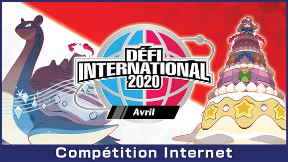 Prenez part au Défi International d'avril 2020 !