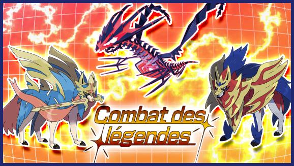 Le Combat des légendes est en cours !