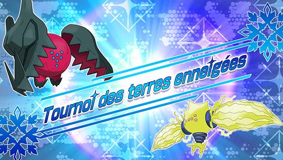 Participez au Tournoi des terres enneigées dans Pokémon Épée et Pokémon Bouclier !