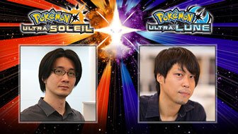 Interview exclusive avec les créateurs de Pokémon Ultra-Soleil et Pokémon Ultra-Lune !