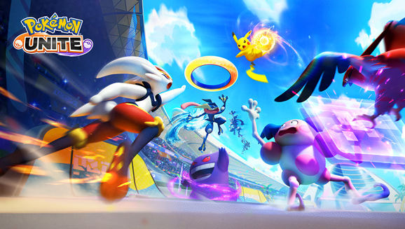 Combattez en équipe dans Pokémon UNITE