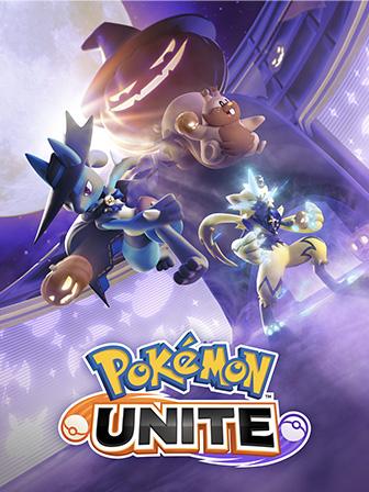 Les citrouilles envahissent Pokémon UNITE