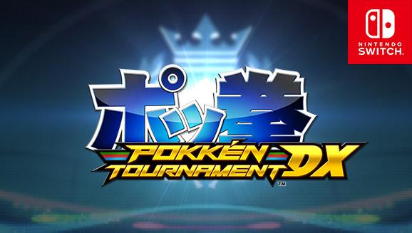 Annonce de <em>Pokkén Tournament DX</em> pour Nintendo Switch