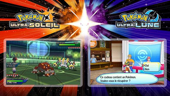 Quelques conseils sur les Pokémon légendaires distribués en mars