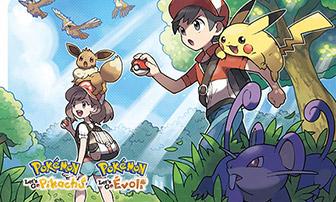 Conseils de pro pour se lancer dans Pokémon : Let's Go, Pikachu et Pokémon : Let's Go, Évoli
