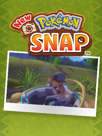 Astuces pour New Pokémon Snap