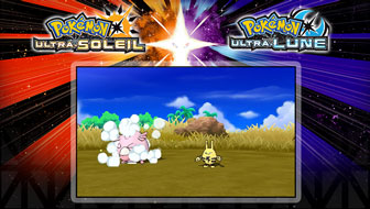 Trouvez des Pokémon spéciaux en déclenchant des Intrusions en combat !