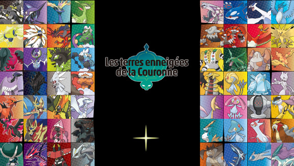 Des Pokémon légendaires se tapissent dans les ténèbres du Grand Antre Dynamax !