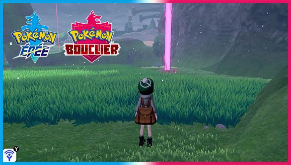 Remportez de superbes récompenses en affrontant des Pokémon gigantesques !