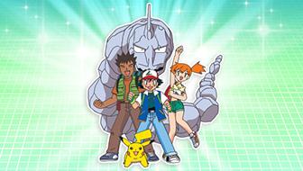 Les épisodes de Pokémon, la série