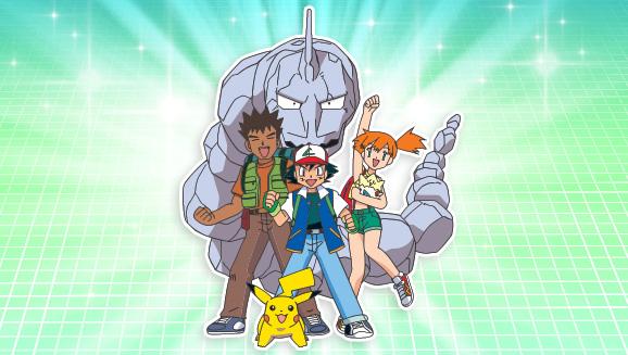 Les épisodes de <em>Pokémon, la série</em>