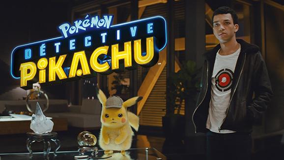 POKÉMON Détective Pikachu maintenant à l'affiche